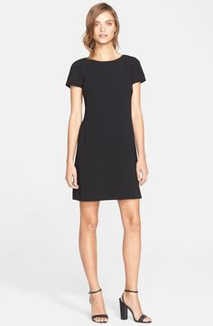 ff11ac433f6d0 Theory  Jamelya  Crepe Shift Dress available at  Nordstrom Stitch Fix  Stylist