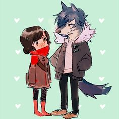 wolf and i