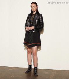 Black moto jacket 🍾