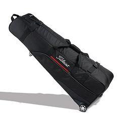 29061cceff UK Golf Gear - Titleist Essential Travel Cover Golf Zip Case #GreatGolfTips  Travel Luggage,
