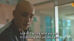 I gotta agree with this. From Red Band Society. :))