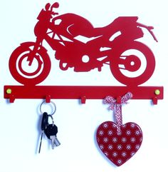 #Appendichiavi #Moto #key #Holder