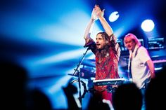 English prog-rock heroes Yes put on a properly epic show at The Tower Theater