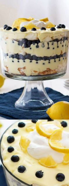 This recipe has fresh, juicy blueberries and bright, tart lemon pudding that combine in a beautiful and delicious dessert that will WOW your guests.