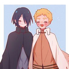 Naruto Chibi, Naruto And Sasuke Kiss, Naruto And Sasuke Wallpaper, Naruto Comic, Naruto Cute, Naruto Funny, Naruto Kakashi, Anime Chibi, Naruto Uzumaki Shippuden