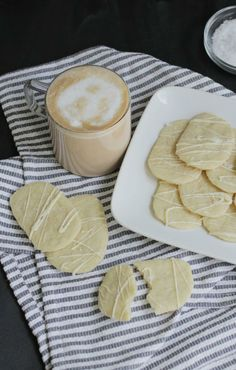 Brown butter cookies (click through for recipe)