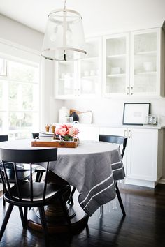 Emily Hodge let's us inside her newly completed project in Deerfield, IL while dishing out her advice on how to update a home and her best design advice.
