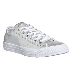 3040626a9ac Converse Netherlands BV All Star Seasonal Größe Silver ( Partner-Link)