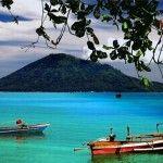 beautiful bunaken island, Sulawesi, Indonesia