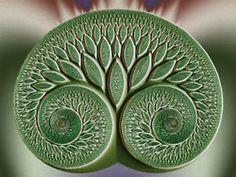 Tree of Life - Ron Barnett   Fractal Art