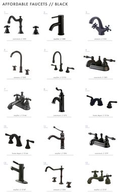When it comes to picking out a bathroom faucet it use to mean picking from the meager and quite limited selection at your local hardware store, or trying to navigate one of the bathroom showrooms just to find out that the one that you like costs more than the rent did on your first apartment and... Read More …