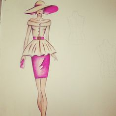 stilish woman