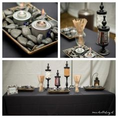 S'mores aren't just for kids! The Astin Mansion's s'mores station is fun for everyone!