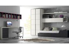Tienda muebles modernos|Muebles de salon modernos|Dormitorios juveniles Madrid: CAMAS NIDO JUVENILES/CAMAS CON CAJONES