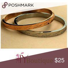 I Love You Forever his & hers bracelet I Love You Forever his &hers bracelet IYBoutique Jewelry Bracelets