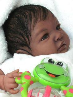Beautiful Realistic AA Reborn Baby Girl from a 'Shyann' Sculpt. | eBay