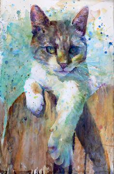 Beautiful :) Jane Duke   Watercolor