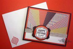 "Label love ; Artisan label punch ; 1 3/4"" circle punch ; Birthday"