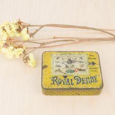 Caja de cigarrillos Royal Derby | Antic&Chic