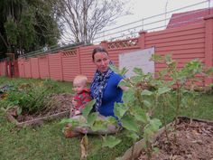 """Share Gardens by Nikki Brighton on Jun 20th, 2015 """"Even right in Howick, there are people with not enough to eat,"""" remarks Charlene Russell """"I worry about the kids especially.""""  Realising that not everyone has the time or space to grow their own and hoping to inspire people to grow more food, she has created a Share Garden on the pavement outside her home where there are lots of passing feet."""