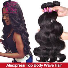 Saçlarin kapatilmasi Hair Weaving 8A Brazilian Virgin Hair Body Wave Hair 4 Bundles Brazilian Body Wave Bundles Brazilian Hair Weave Bundles Human Hair Bundles * Bu bagli bir çam AliExpress oldugunu.  AliExpress web sitesinde daha fazla bilgi edinmek icin telefonun resmini tiklayin