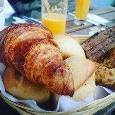 Sunday brunch  #brunch #lunch #breakfast #sundaybrunch #croissant #bread #healthyeating #orangejuice #instafun #instaweekend #healthyliving #instabrunch