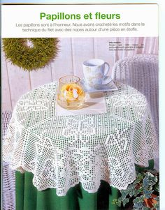Kira crochet: Crocheted scheme no. 468