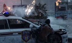 Tom Clancy's The Division Trailer!