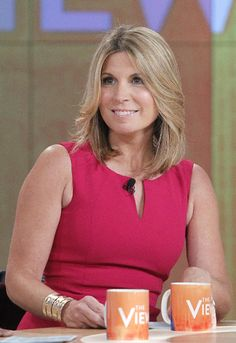 Nicolle wallace is leaving the view for good today s news our