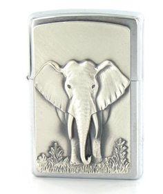 elephant zippo