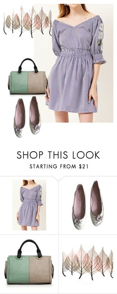 """""""dress"""" by masayuki4499 ❤ liked on Polyvore featuring storets, Pretty Ballerinas, Danielle Nicole and Artistica"""