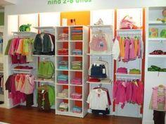 muebles para tienda de ropa infantil - Buscar con Google
