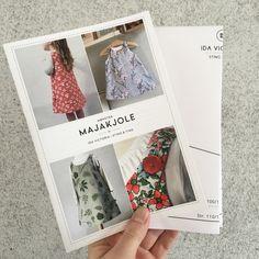 Mønster: Majakjole, str. 0-6 år
