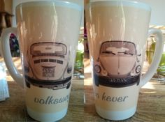 VW mugs!