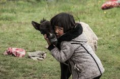 local Tibetan with her baby horse Qinghai, China Baby Horses, China, The Incredibles, Amazing, Pictures, Photography, Travel Report, Culture, Photos