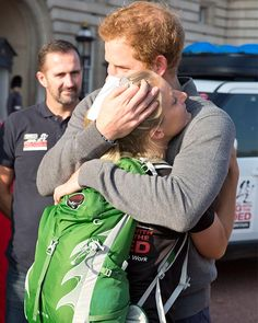 ¿Qué conmovió al Príncipe Harry hasta las lágrimas?