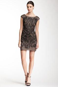 Alexia Admor Sleeveless Short Matte Sequin Dress by Alexia Admor on @HauteLook