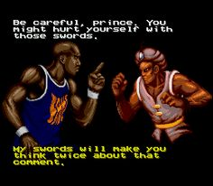 Shaq Fu  for Sega - one of the worst games I played on sega, but I played it, so it belongs here