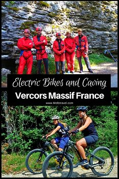 Electric Bikes and Caving in the Vercors Massif France - MelbTravel