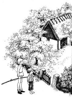 Ilon Wikland - die Brüder Löwenherz