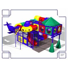 Indoor Playground, Playgrounds, Store, Model, Play Areas, Storage, Scale Model, Business