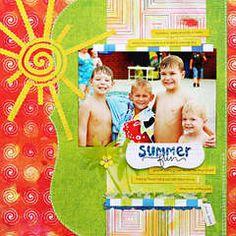 Summer Fun...Kelly Goree's Gallery