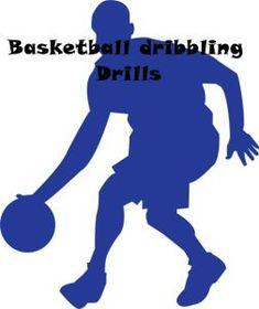 Basketball dribbling drills  http://www.coolbasketballdrills.com/basketball-dribbling-drills/