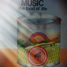 Jack Diéval: Music,  the food of life