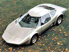 The GM Pontiac AeroVette Prototype - Project leader DeLorean