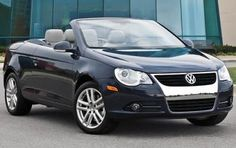 VW EOS - Looks just like mine (apart from the wheels)