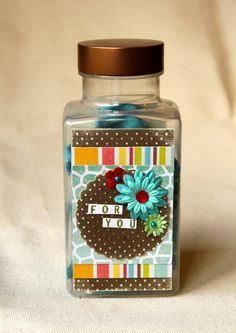 fast gift ideas - Crafty KT and Kool Tak Blog hop