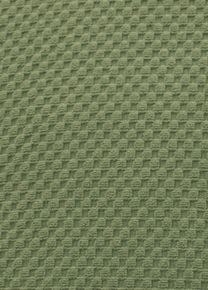 Stretch Pique Balsam Green fabric is designed to fit snugly and securely even on the most difficult furniture #custom #slipcovers Sectional Covers, Daybed Covers, Chair Cushion Covers, Custom Slipcovers, Furniture Slipcovers, Green Furniture, Custom Furniture, Green Fabric, Contours