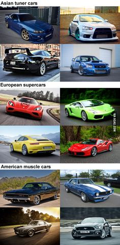 What group do you like best? (I'm not even a car girl, but if the answer isn't obvious, I'm not sure we're friends)