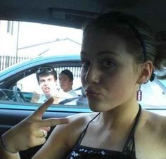 Photobombers: Ruining selfies since selfies became a thing. | The 30 Most Important Photobombs Of 2013
